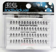 Ardell Duralash NATURALS Flare SHORT Individual False Eyelashes Lashes Flair
