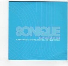 (FQ204) Sonique, Can't Make Up My Mind - 2003 DJ CD