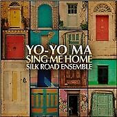 Yo Yo Ma & The Silk Road Ensemble - Sing Me Home (CD 2016) Near mint + condition