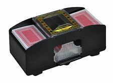 card shuffler deck casino poker vegas shuffling machine