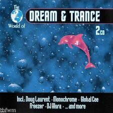 The World of Dream & trance - 2cd ZYX-Trance Progressive Trance