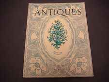 The Magazine Antiques,February 1936, Vol XXIX. No.2, The Editor's Attic