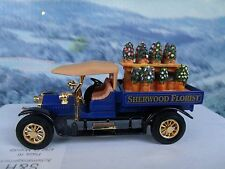 Matchbox  collectibles 1918 Crossley Floral delivery truck  #YY013/SA