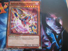 Dunkles Magier-Mädchen YGLD-DEC10  COMMON  Yu-Gi-Oh