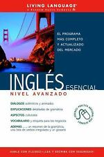 Ultimate Advanced: Ingles Esencial Nivél Avanzado by Living Language Staff...