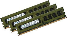 4x 4GB 16GB DDR3 1333Mhz ECC Asus Server Mainboard P6T WS  PC3-10600E Ram