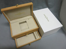 Ulysse Nardin Genuine Watch Box With Jewelry Tray