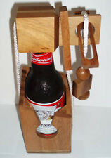 Beer Bottle Puzzle -  Think before you drink - Can you get the beer bottle?
