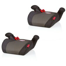 1030 2 x Silla para niños booster levantamiento de asiento 15-36 kg