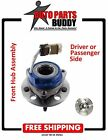 GM New Premium Front Wheel Hub Bearing Assembly w/ABS 5 Lug with 2 Yr Warranty