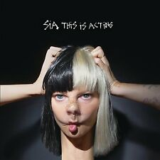 Sia - This Is Acting - 2 x Vinyl LP *NEW & SEALED*