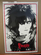 Vintage Siouxsie  poster punk rock roll band 4368