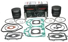 Ski-Doo Summit 800 HO X 2000-2006 Wiseco Std Bore Dual Ring Pistons & Gasket Set