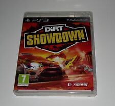 Dirt showdown Game for Sony PS3 Playstation 3