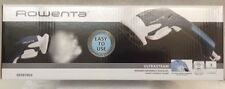 NEW  Rowenta GS3010 Ultrasteam Hand-Held Steam Brush with Lint Pad &Travel Pouch