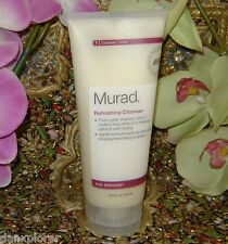 MURAD AGE REFORM REFRESHING CLEANSER 200ml or 6.75 fl oz NEW!!! SEALED UNDER CAP