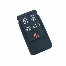 ​Remote Key 5 Button Rubber FOB Pad Replacement For Volvo S60 S80 XC70 XC90