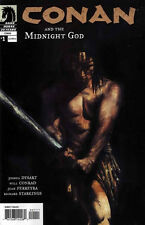 CONAN AND THE MIDNIGHT GOD #1-5 VF/NM COMPLETE SET 2006 DARK HORSE