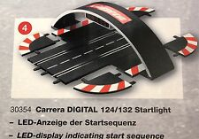 CARRERA 30354 DIGITAL 132 STARTLIGHT NEW 1/32 AND 1/24 SLOT CAR TRACK