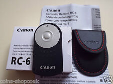 RC-6 IR Remote For Canon  EOS 6D/5D Mark III/650D/5D Mark II/EOS 7D/EOS 60D .