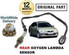 Para Honda Accord 1998-2003 Trasero Inferior Post gato escape de oxígeno 02 Sonda Lambda