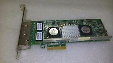 IBM BROADCOM QUAD PORT PCI-E GIGABIT NETWORK CARD 49Y7949 BCM95709A0906G -LOT 5