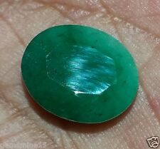 4.97 CT Natural Green Emerald Excellent Quality 12.43*10.70*5.46 mm Gemstone 173