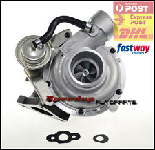 RHF5 Turbo Charger for HOLDEN / ISUZU Jackaroo 4JX1T / 4JX1 3.0Ltr 8973125140