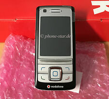 ORIGINALE Nokia 6280 rm-78 Business CELLULARE MOBILE PHONE Slider FOTOCAMERA NUOVO NEW BOX