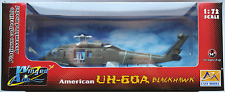 "Easy Model - UH-60A Blackhawk ""Midnight Bule"" Helicopter / Hubschrauber 1:72 OVP"