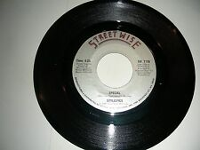 Soul R&B 45 Stylistics - Special / Love Is Serious   Streetwise  NM 1985