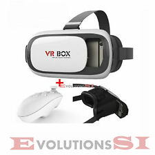 GAFAS CON MANDO REALIDAD VIRTUAL VR BOX DESDE ESPAÑA 24/48H 3D IPHONE ANDROID