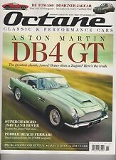 OCTANE MAGAZINE CLASSIC & PERFORMANCE CARS UK #137 NOVEMBER 2014,