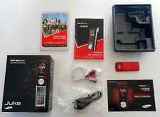 SAMSUNG JUKE PHONE ACCESSORIES ~ Box Charger Headset Directions Pamplets