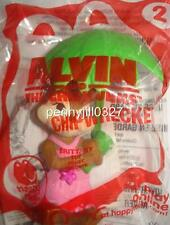 2011 McDonalds Alvin & the Chipmunks Chipwrecked #2 Brittany