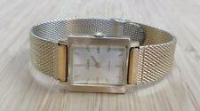 Tradition Men's Vintage Gold Filled Wristwatch; 17-Jewels ~ 1-A7019