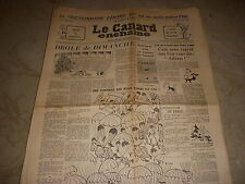 CANARD ENCHAINE 1989 03.12.1958 Charles BOYER Les CAPRICES de MARIANNE F GREGH