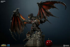 Deathwing Polystone Statue by Sideshow Collectibles Warcraft Blizzard