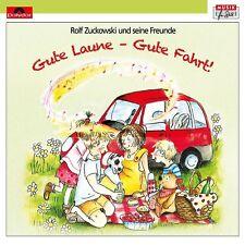 ROLF UND SEINE FREUNDE ZUCKOWSKI - GUTE LAUNE-GUTE FAHRT!   CD NEU