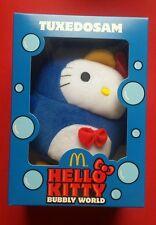 McDonald's Singapore Hello Kitty Tuxedosam Bubbly World Collector's Set E