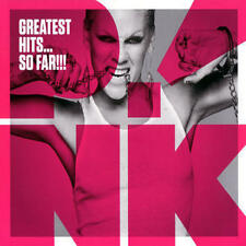 P!NK PINK Greatest Hits...So Far!!! CD BRAND NEW Best Of 21 Tracks