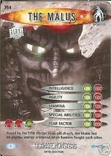 DR WHO ULTIMATE MONSTERS 754 THE MALUS