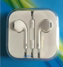 For iPhone 6/6Plus/5/5s/4s/iPad/3/Air/Mini White Original Headset Earphone New