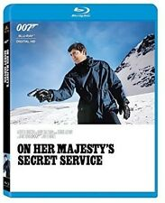 On Her Majesty's Secret Service (2015, REGION A Blu-ray New)