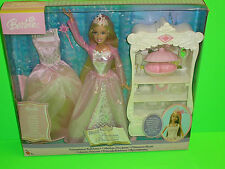Barbie PRINCESS COLLECTION CINDERELLA G4011  NRFB MINT LOTS MORE TO LIST