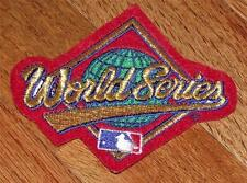 """NEW Old-Stock 1992 World Series Patch 4"""" x 3.5"""" Old Stock TORONTO BLUE JAYS *R7"""