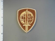 2002 U. S. Army Pacific Command Headquarters,TIOH sample desert patch, by Best