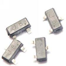 50PCS S9018 J8 0.05A/30V NPN SOT23 SMD transistor NEW