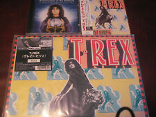T-REX GREAT HITS LIMITED EDITION JAPAN NUMBERED 180G LP +JAPAN REPLICA CD+BONUS