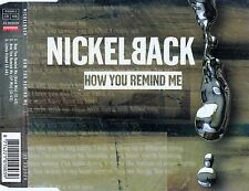 NICKELBACK : HOW YOU REMIND ME / 3 TRACK-CD